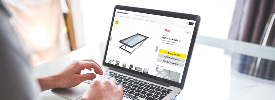 The ideal partner for creating and publishing the BIM content of your products